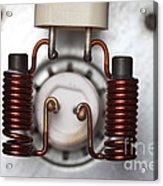 Inductors Acrylic Print