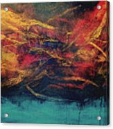 Inferno 3 Acrylic Print