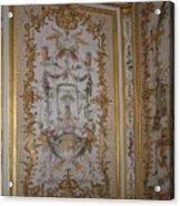 Inside Chantilly Castle France Acrylic Print