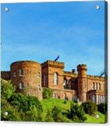 Inverness Castle, Scotland Acrylic Print