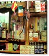 Irish Pub Acrylic Print