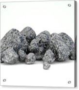 Iron Ore Nugget Collection Acrylic Print