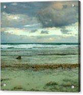 Isla De Mujeras North Shore Acrylic Print