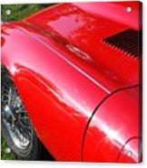 Jaguar E-type Acrylic Print