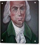 James Madison Acrylic Print