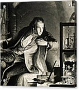 James Watt, Scottish Inventor Acrylic Print