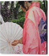 Japanese Based Acrylic Print