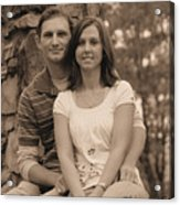 Jennifer And Family Acrylic Print