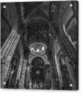 Jerez De La Frontera Cathedral Cadiz Spain Acrylic Print