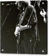 Grateful Dead - Jerry Garcia - Celebrities Acrylic Print
