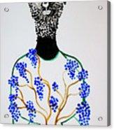 Jesus The Vine Acrylic Print