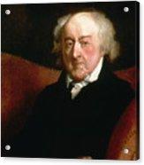John Adams Acrylic Print