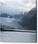 John Hopkins Glacier Acrylic Print