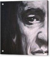 Johnny Cash 2 Acrylic Print
