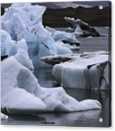 Jokulsarlon Glacier Lagoon Iceland 2431 Acrylic Print