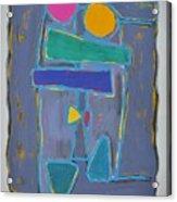 Kaer II 2012 Acrylic Print