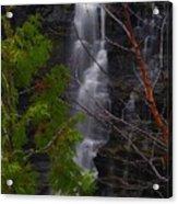 Kakabeka Falls, Low Water Acrylic Print