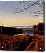 Kanasatka Lake Acrylic Print