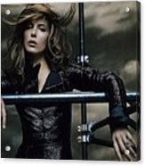 Kate Beckinsale Acrylic Print