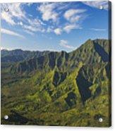 Kauai Aerial Acrylic Print