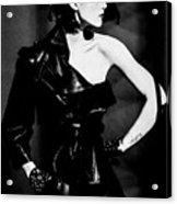 #1 Keira Kightley Series Acrylic Print