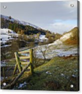 Keld Views Acrylic Print
