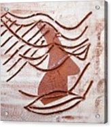 Keli - Tile Acrylic Print