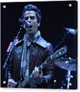 Kelly Jones Acrylic Print by Jenny Potter