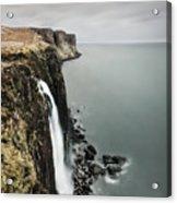 Kilt Rock Waterfall - Isle Of Skye Acrylic Print
