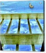 kingdom of Sky Acrylic Print