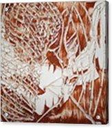 Kiss - Tile Acrylic Print