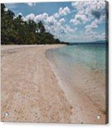 Koh Talu Beach Acrylic Print