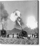 Korean War, 1951 Acrylic Print