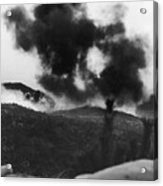 Korean War: Bunker Hill Acrylic Print