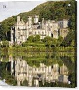 Kylemore Abbey, County Galway, Ireland Acrylic Print