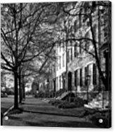 La Fayette Park - Washington D C Acrylic Print