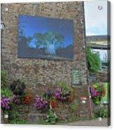 La Gacilly, Morbihan, Brittany, France, Photo Festival Acrylic Print