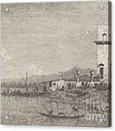 La Torre Di Malghera Acrylic Print