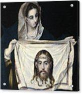 La Veronica Acrylic Print
