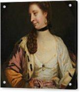 Lady Sondes Acrylic Print