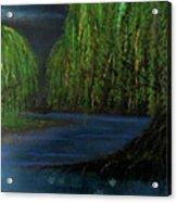 Lagoon Acrylic Print