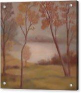 Lake Jackson Acrylic Print by Lyn Vic