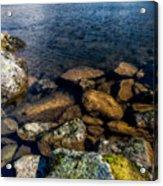 Lake Ogwen Acrylic Print