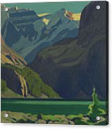 Lake O'hara Acrylic Print