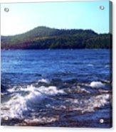 Lake Superior Landscape Acrylic Print