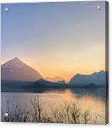 Lake Thun - Switzerland Acrylic Print
