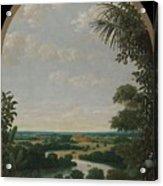 Landscape In Brazil Acrylic Print