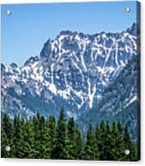Landscape Nature Scenes Around Columbia River Washington State A Acrylic Print