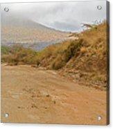 Landscape Near Marsabit, Kenya Acrylic Print