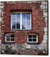Lappeenranta Fortress Acrylic Print